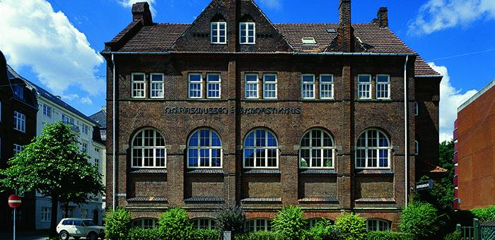 Gotvedinstituttet gymnastikhuset Helle Gotved